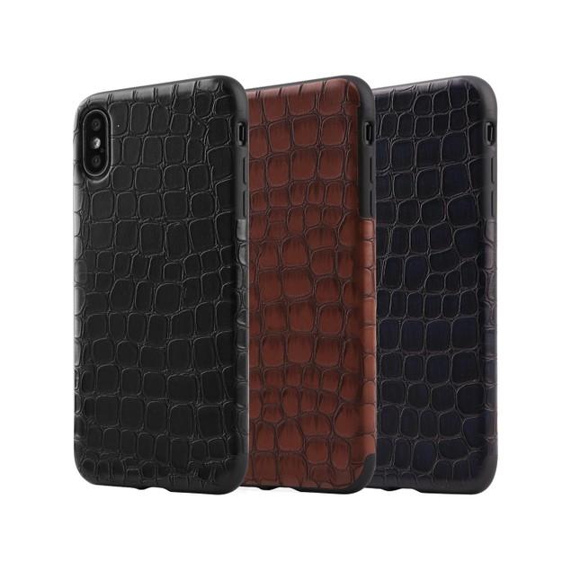 Waloo Crocodile Pattern Case for iPhones
