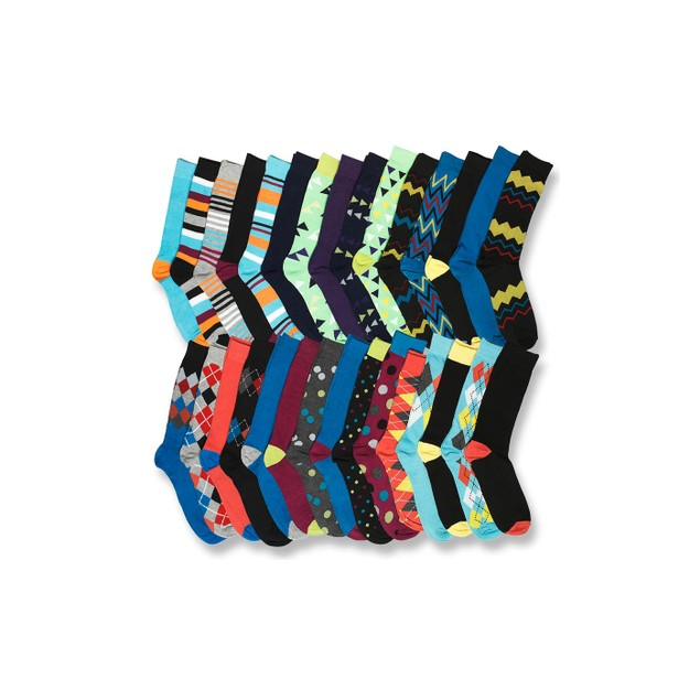 Mystery Deal: John Weitz Men's Dress Socks