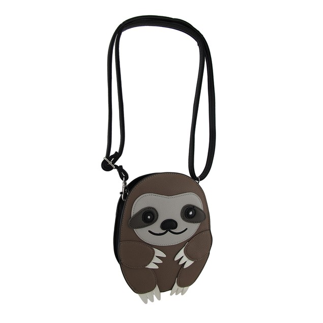 Adorable Sleepyville Critters Sloth Crossbody Bag