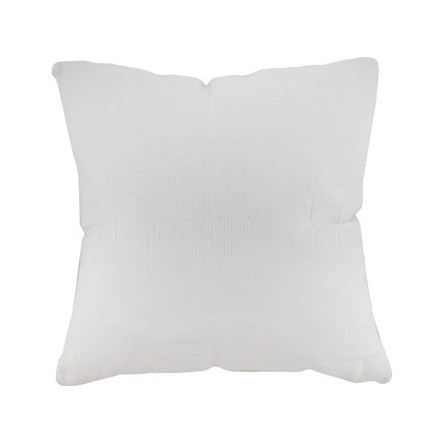 White And Blue Starfish Decorative Canvas Throw Throw Pillows