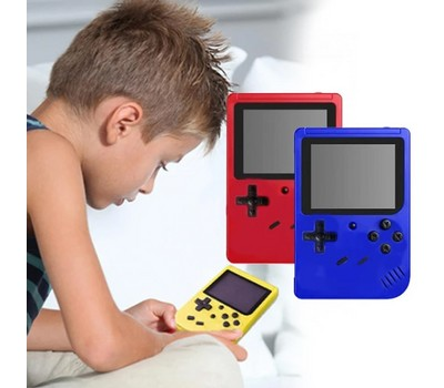Retro Game Box with 400 Built-In Games Was: $99 Now: $16.99.