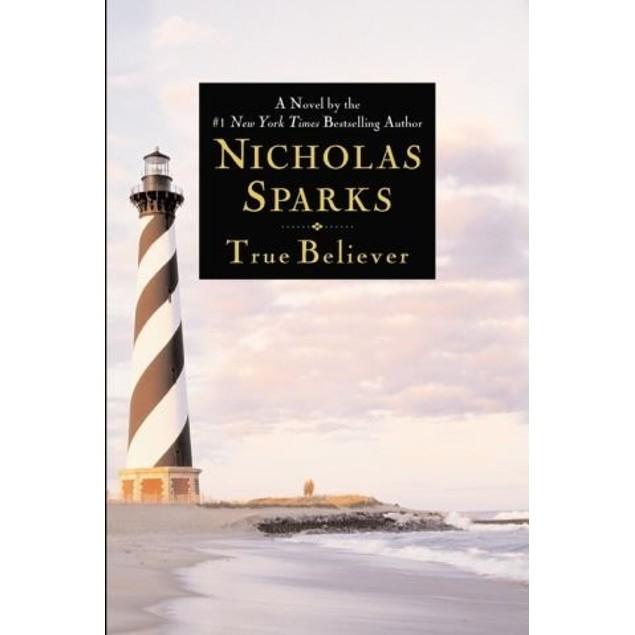 True Believer (A Nicholas Sparks Audiobook)