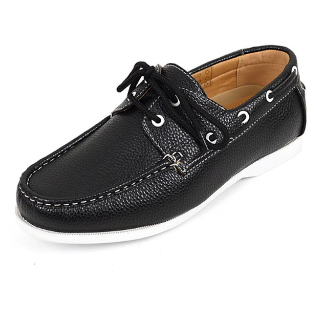 Men's Sleek Boat Loafers