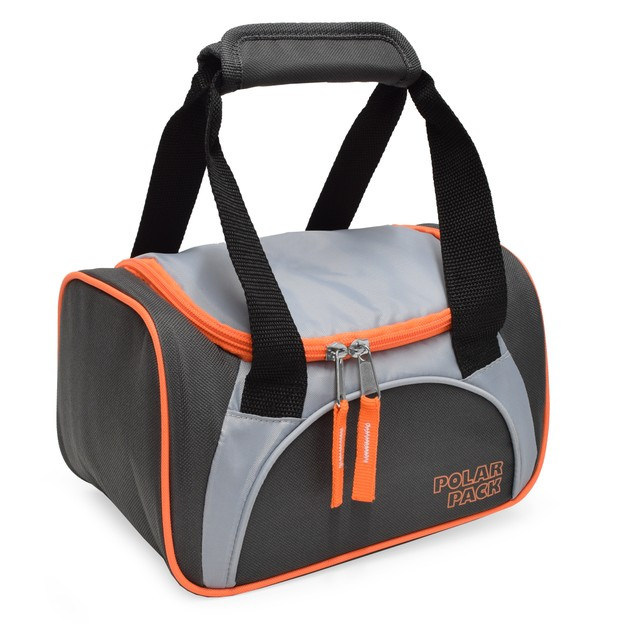 Polar Pack Grab & Go Roller Duffel Insulated Lunch Bag