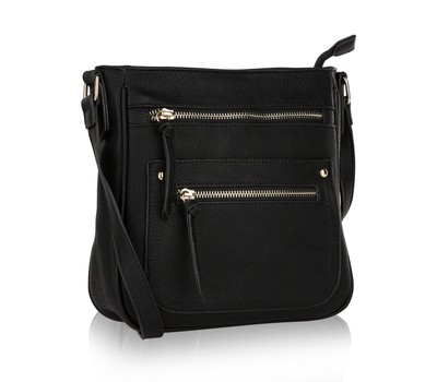 MKF Collection Elise Multi Pockets Crossbody Bag by Mia K. Was: $179.99 Now: $29.99.