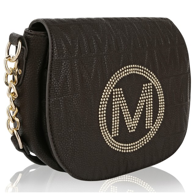 MKF Collection Verona M Signature Cross Body bag by Mia K