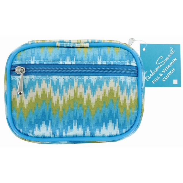 Fashion Smart Pill and Vitamin Clutch: Choose Your Style!