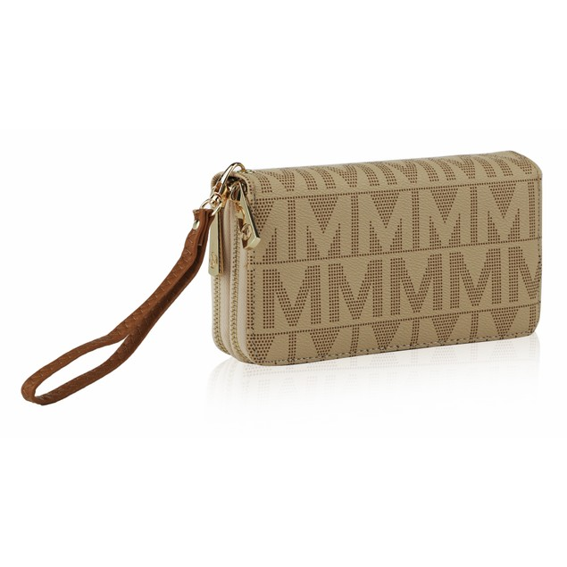 MKF Collection Danielle M Signature Wristlet by Mia K.