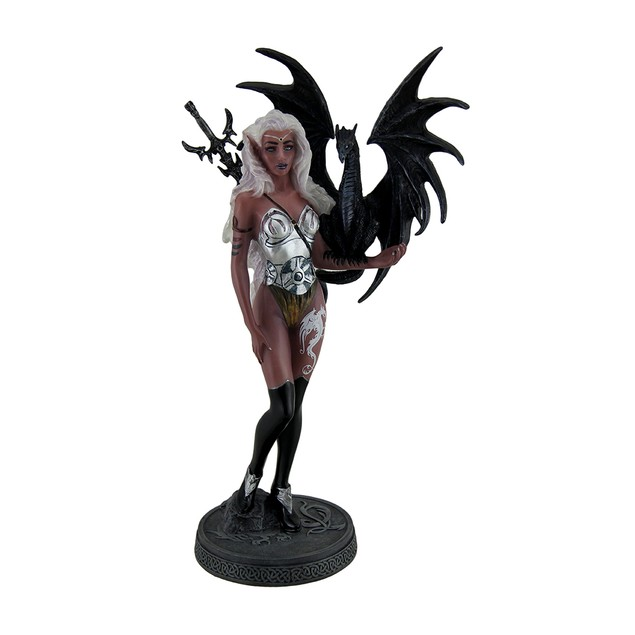 Dragonsworn The Mistress Statue By Ruth Thompson Statues