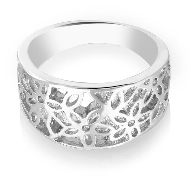 Filigree Fashion Band Ring