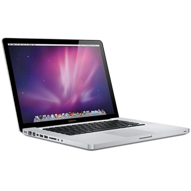 "Apple 15.4"" MacBook Pro MC723LL/A, 4GB RAM, Core i7, 500GB HDD (Grade B)"