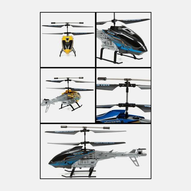2ch Rex Hercules UNBREAKABLE IR Helicopter