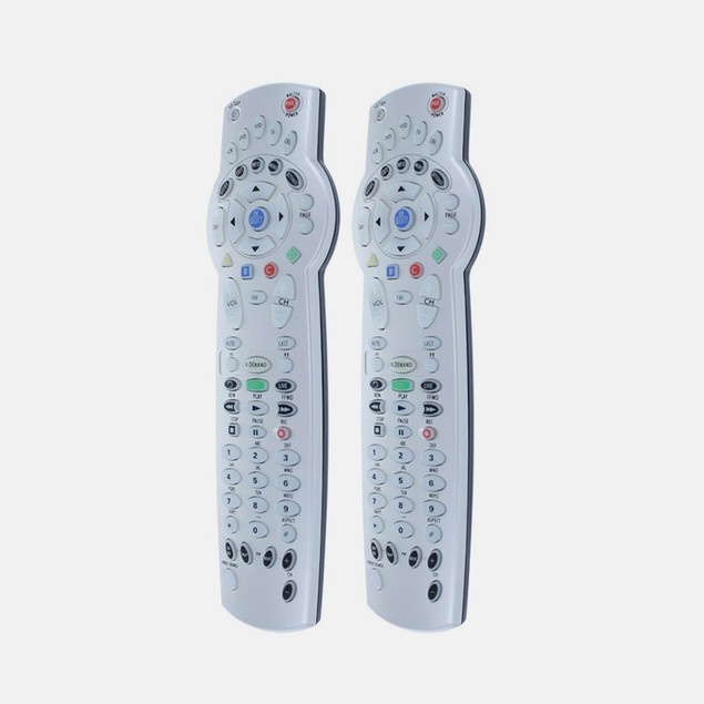 2-Pack: Universal Atlas 5 Device Remote Control
