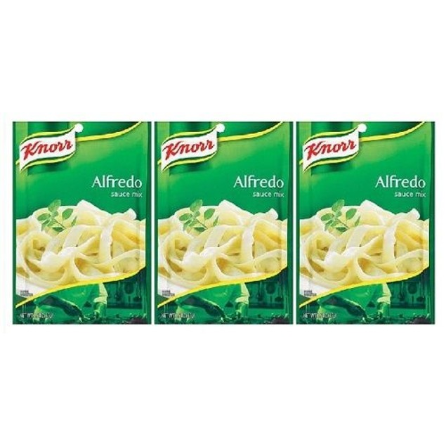 Knorr Alfredo Sauce Mix 3 Packet Pack