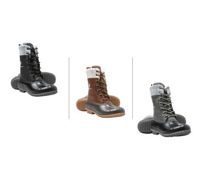 ArcticShield Women's Debra Waterproof Insulated Rain Snow Duck Bean Boots Was: $69.99 Now: $27.99.