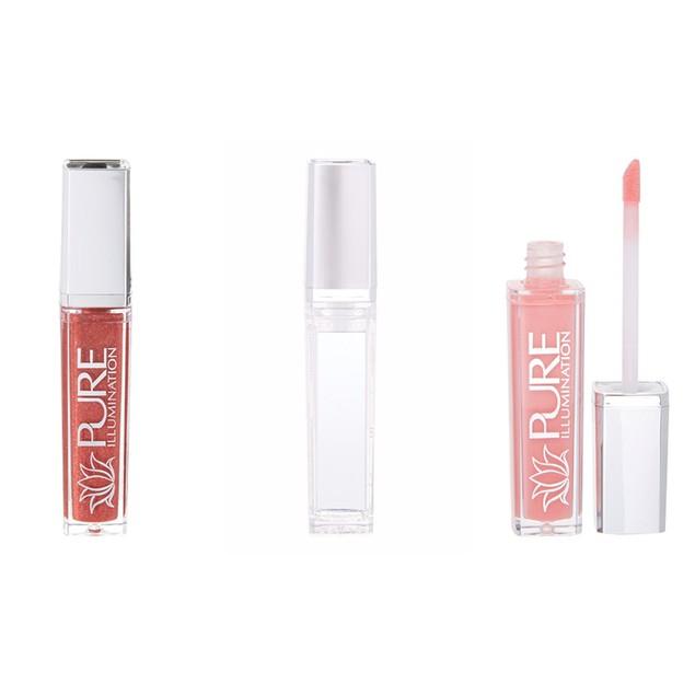 3-Pack Lano Company Pure Illumination Light Up Lip Gloss