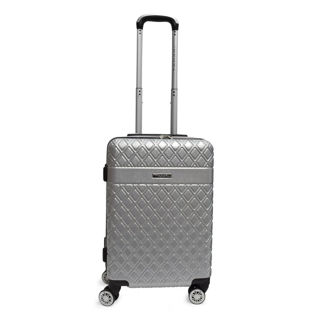 Tahari New York Hard Side Molded Quilted 3 pc luggage Set