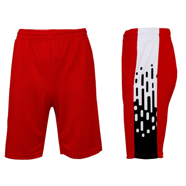 Men's Moisture Wicking Active Mesh Shorts