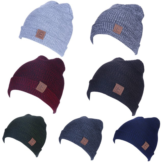 CC Chic Mens Winter Beanie