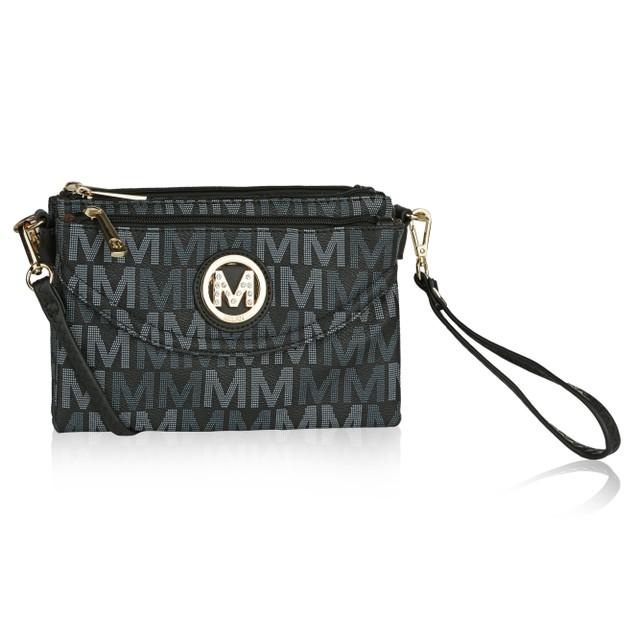 MKF Collection Ishani M Signature Cross-body Bag by Mia K.