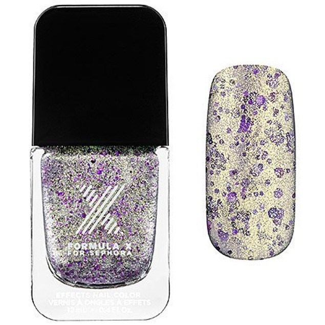 """Formula X for Sephora Full Strength Nail Polish """"Law of Attraction"""" 0.4 oz"""