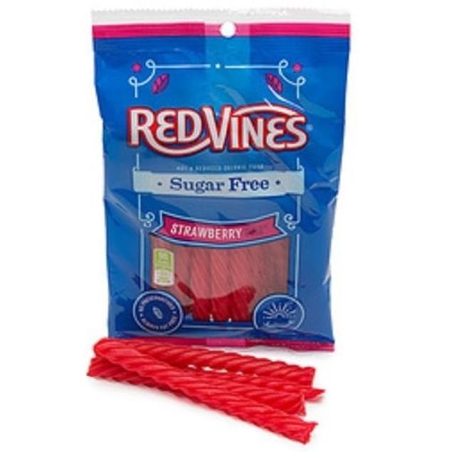 Red Vines Sugar Free Strawberry Twists