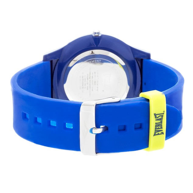 Everlast Analog Monochrome Sports Watch - Navy Blue