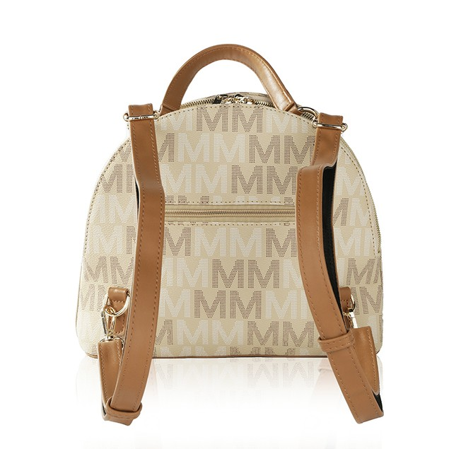 MKF Collection Ariel 2 in 1 Shoulder Bag and Backpack by Mia K.