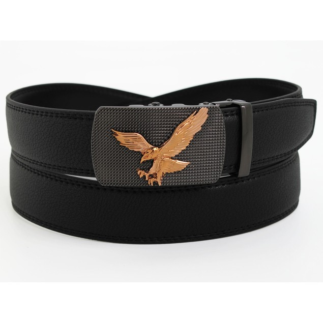 MKF Collection Victor Mens Belt by Mia K.