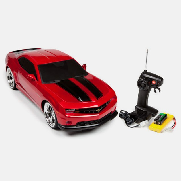 XStreet Camaro 1:10 RTR Electric RC Car