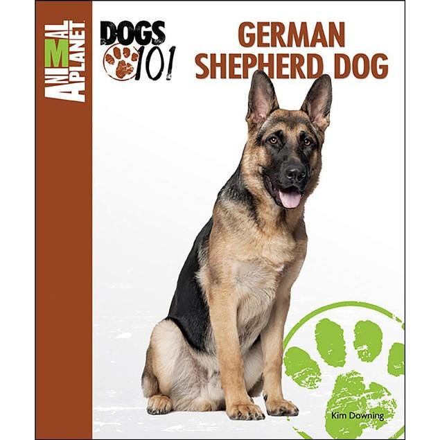 Animal Planet German Shepherd Dog Book, German Shepherd by TFH Publications