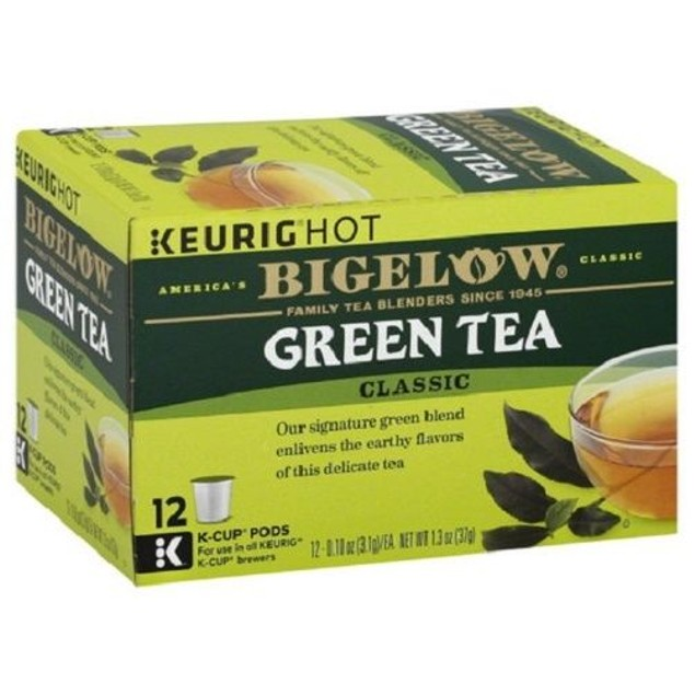 Bigelow Green Tea Classic Keurig K-Cups