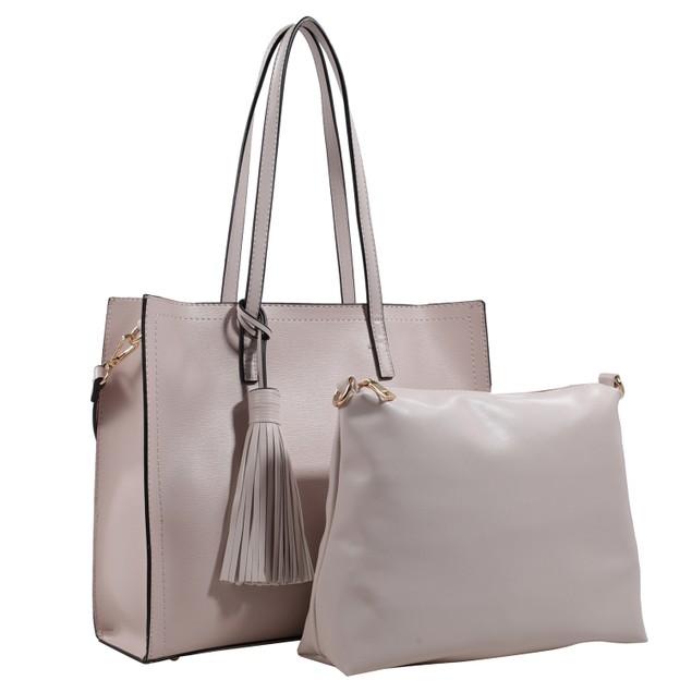 MKF Collection Belen Satchel Handbag by Mia K.