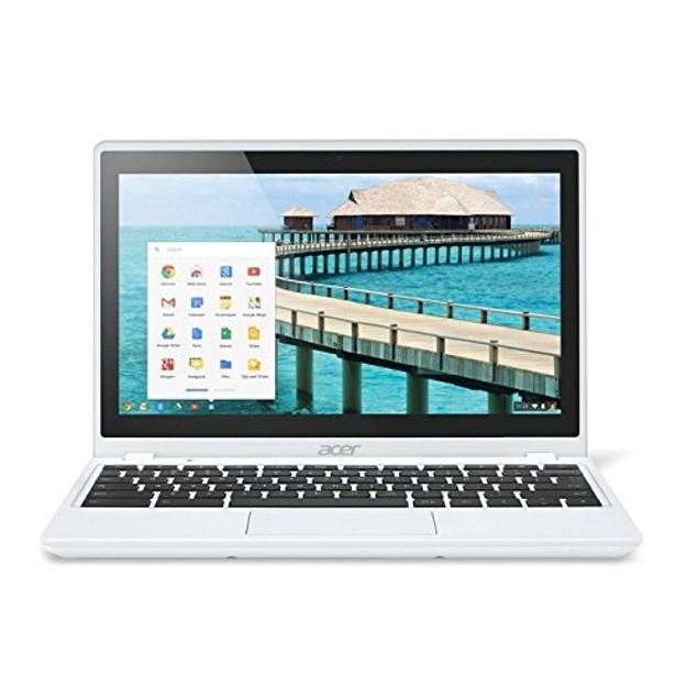 "Acer 11.6"" C720P Chromebook Touchscreen (4GB RAM, 16GB SSD) - Grade C"