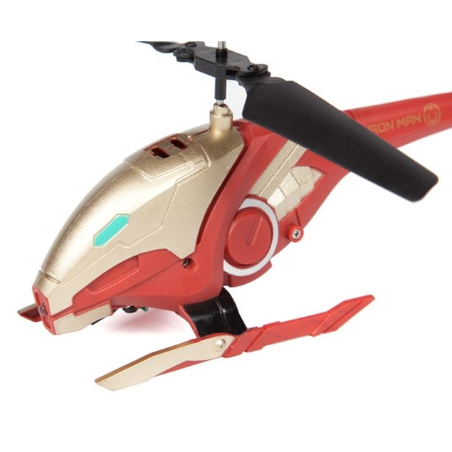 Choice of:Marvel Licensed 2CH RC Herocopter