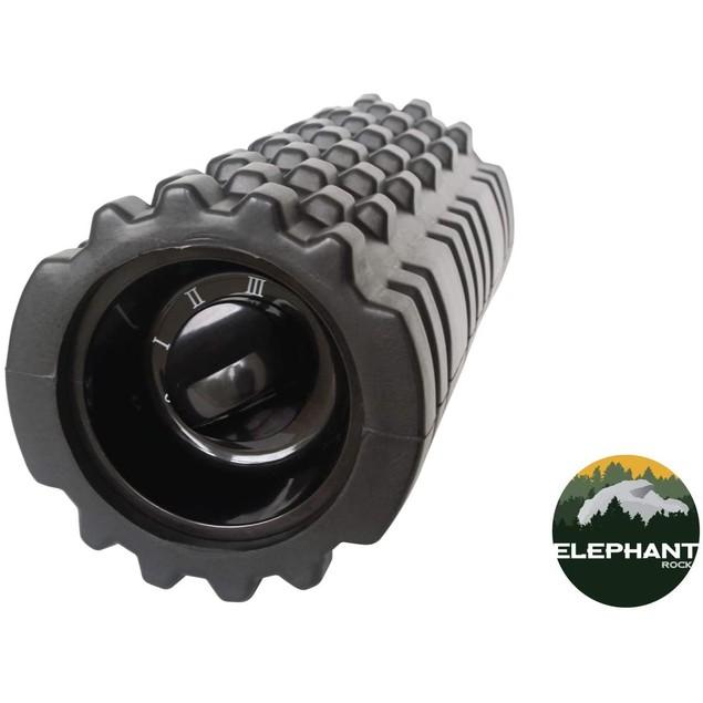 Elephant Rock Vibrating Foam Roller w/ 3 Speed High Intensity