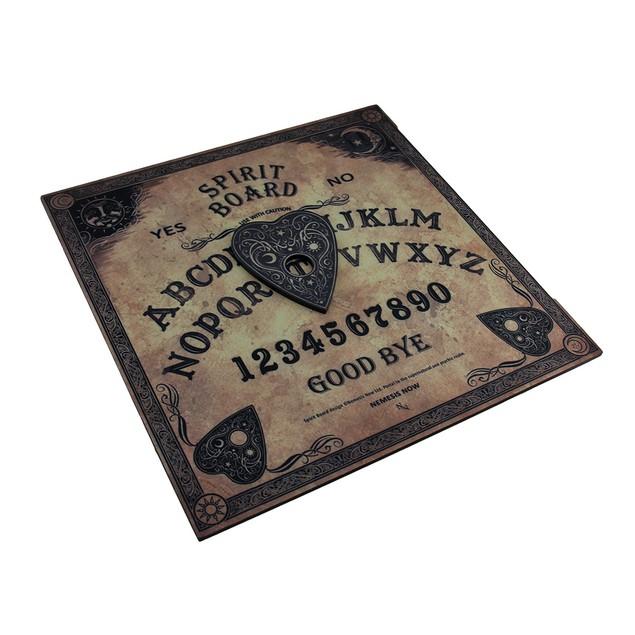 Nemesis Now Celestial Antique Look Wooden Spirit Occult Fortune Telling