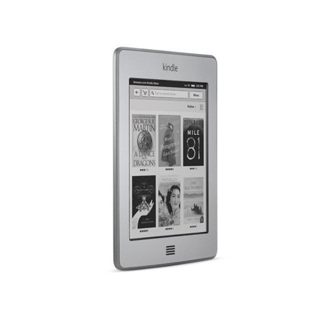 "Amazon 6"" Kindle Touch with WiFi"