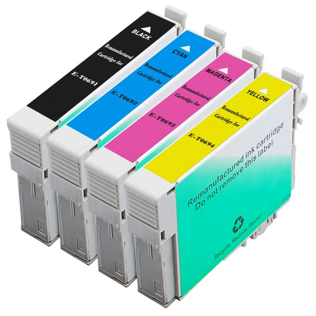 Epson T069 Compatible Ink 4-Pack