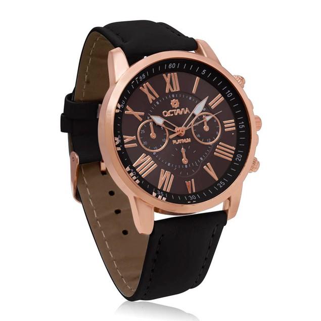 Octavia Toscana Watch - Black