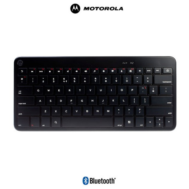 Motorola Bluetooth Wireless Keyboard