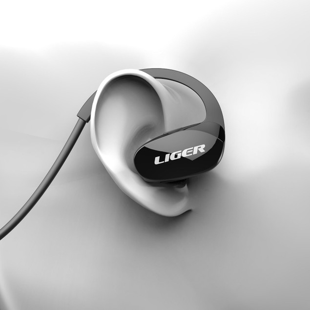 Liger XS900 Wireless Bluetooth 4.1 Headphones Noise Cancelling Headphones