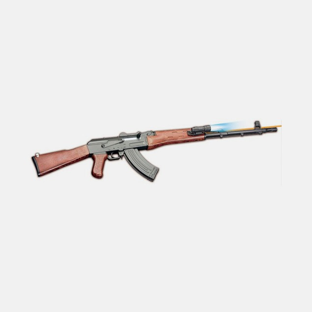 YK48 AK-47 Assault Rifle Spring Airsoft Gun