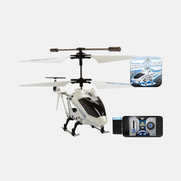 iPhone & Android Controlled iFly Heli Gyro 3.5CH Electric RTF RC Helicopter