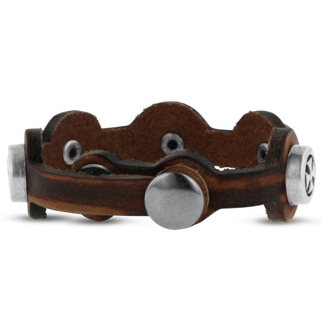 Octavius Unique Celtic Cross Bracelet