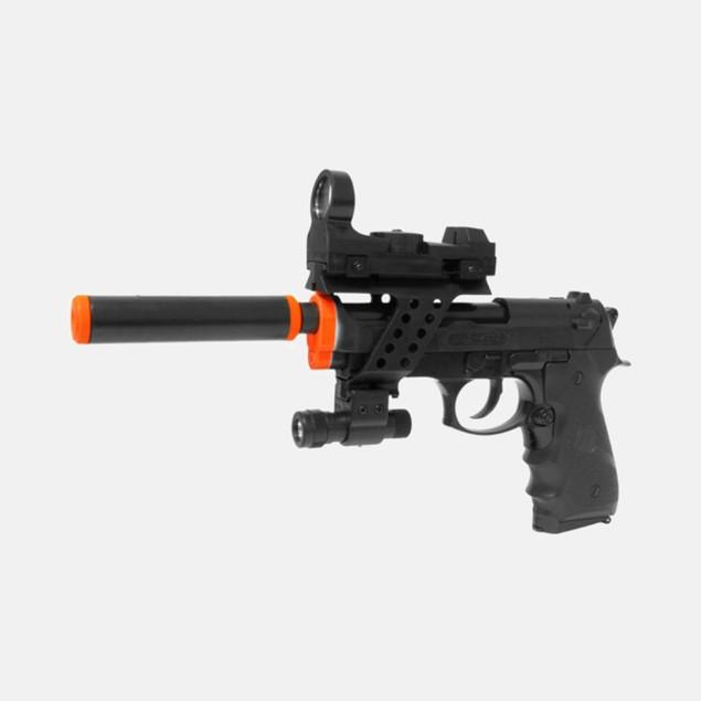 Electric Full Auto Tactical M9 Pistol Airsoft Gun
