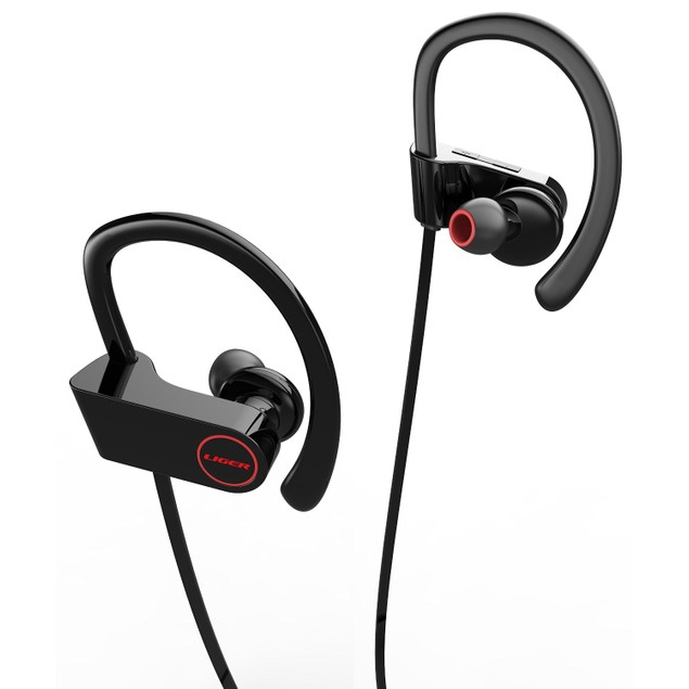 Liger Blaze Noise Cancelling 4.1 Bluetooth Headphones with Mic