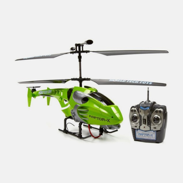 GYRO Raptor-X 3.5CH Electric RTR RC Helicopter