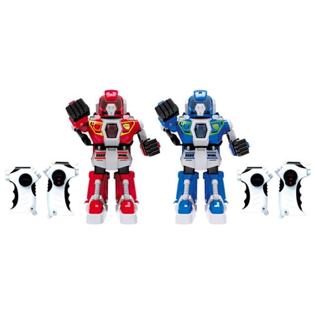 Robo Brawl Remote Control Interactive Fighting Robots