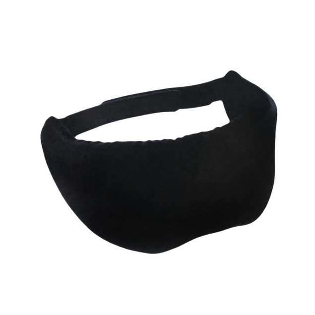 Heat-Sensitive Remedy Memory Foam Sleep Mask